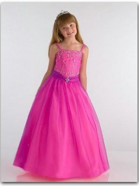 Discount Tiffany Designs Flower Girl Dresses Style 1391004