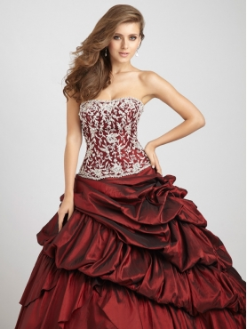 Discount Allure Quinceanera Dresses Style Q324