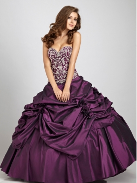 Discount Allure Quinceanera Dresses Style Q325