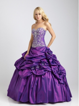 Discount Allure Quinceanera Dresses Style Q328