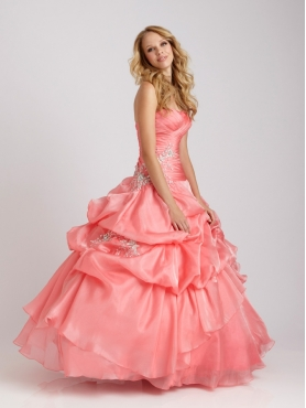 Discount Allure Quinceanera Dresses Style Q329