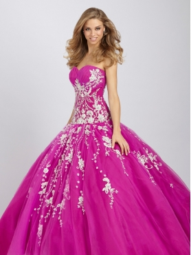 Discount Allure Quinceanera Dresses Style Q331