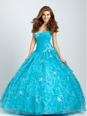 Discount Allure Quinceanera Dresses Style Q333