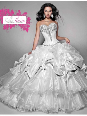 Discount Bella Sera By Mitzy  Quinceanera Dresses Style 101
