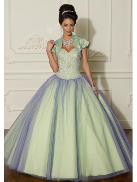 Discount Mori Lee Quinceanera Dresses Style 88005