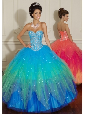 Discount Mori Lee Quinceanera Dresses Style 88006