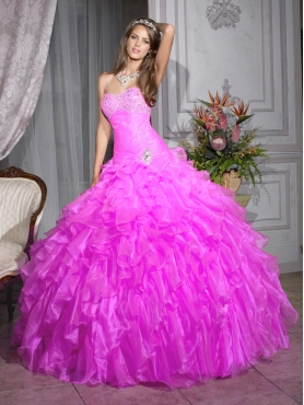 Discount 2012 Fashionable detachable ball gown sweetheart-neck floor-length quinceanera dresses 26688
