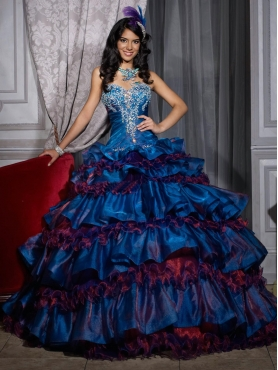 Discount House Of Wu Quinceanera Dresses Style 26696