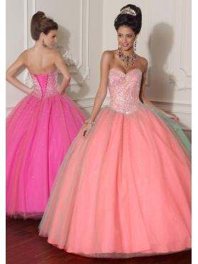 Discount Mori Lee Quinceanera Dresses Style 88014