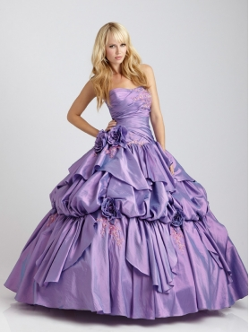 Discount 2012 Perfect ball gown sweetheart-neck floor-length quinceanera dresses Q334