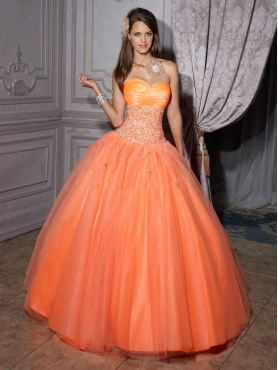 Discount House Of Wu Quinceanera Dresses Style 56201