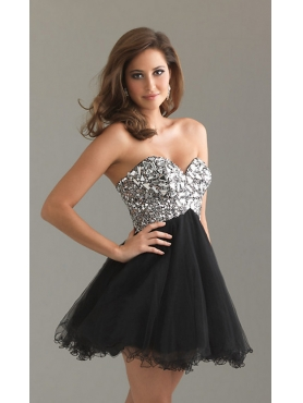 Discount Short Party Dress by Night Moves 6410