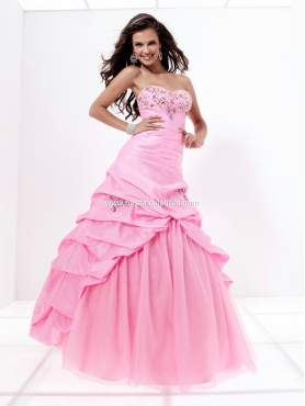 Discount Tiffany Prom Dresses Style 16704