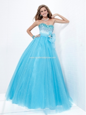 Discount Tiffany Prom Dresses Style 16717