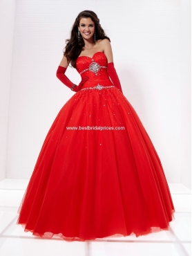 Discount Tiffany Prom Dresses Style 16876