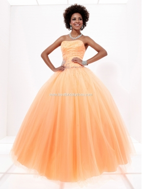Discount Tiffany Prom Dresses Style 16878