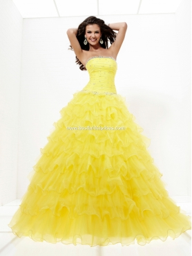 Discount Tiffany Prom Dresses Style 16881
