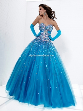 Discount Tiffany Prom Dresses Style 16882