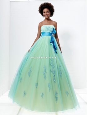 Discount Tiffany Prom Dresses Style 16884