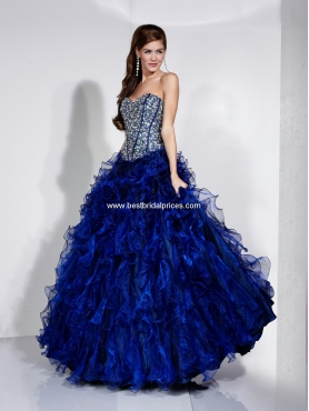 Discount Tiffany Prom Dresses Style 16885