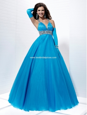 Discount Tiffany Prom Dresses Style 16886