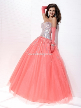 Discount Tiffany Prom Dresses Style 16888