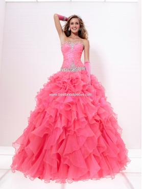 Discount Tiffany Prom Dresses Style 16889