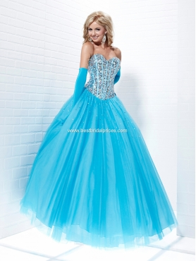 Discount Tiffany Prom Dresses Style 16890