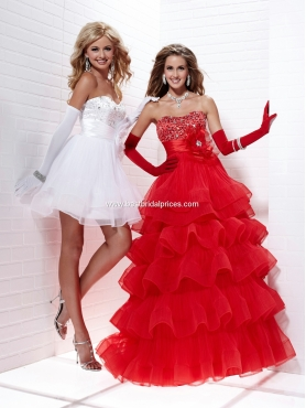 Discount Tiffany Prom Dresses Style 16893