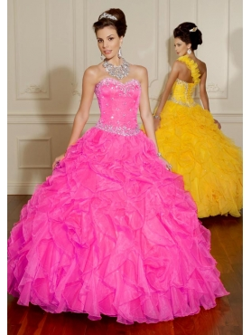 Discount 2012 Popular ball gown sweetheart-neck floor-length quinceanera dresses 88008