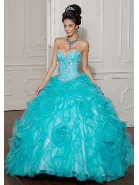 Discount 2012 Special ball gown sweetheart-neck floor-length quinceanera dresses 88011