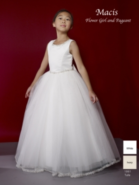 Discount Macis Flower Girl Dresses Style 1883
