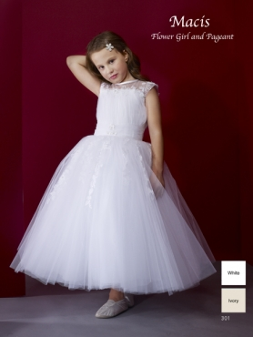 Discount Macis Flower Girl Dresses Style 301