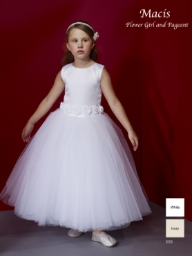 Discount Macis Flower Girl Dresses Style 306