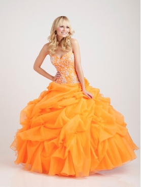 Discount Allure Quinceanera Dresses Style Q340