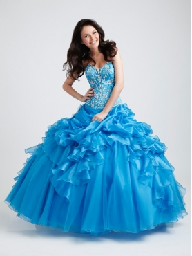 Discount Allure Quinceanera Dresses Style Q341
