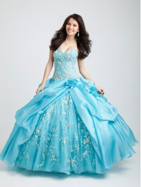 Discount Allure Quinceanera Dresses Style Q343