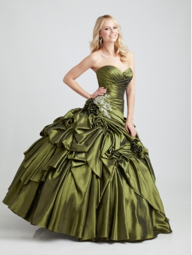 Discount Allure Quinceanera Dresses Style Q344