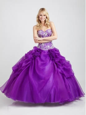 Discount Allure Quinceanera Dresses Style Q345
