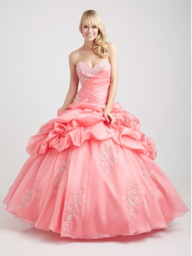 Discount Allure Quinceanera Dresses Style Q346