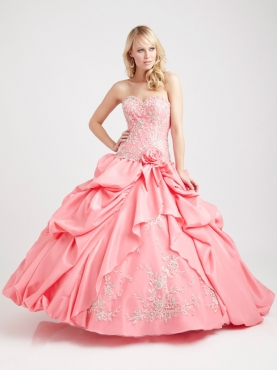 Discount Allure Quinceanera Dresses Style Q347