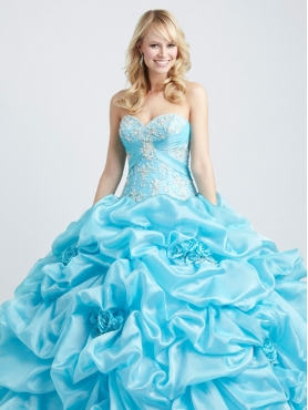 Discount Allure Quinceanera Dresses Style Q348