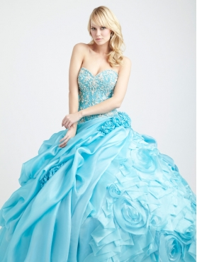 Discount Allure Quinceanera Dresses Style Q351