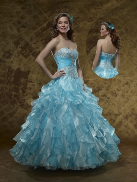 Discount Forever Yours Quinceanera Dresses Style 5904