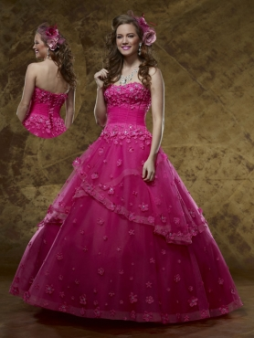 Discount Forever Yours Quinceanera Dresses Style 5911