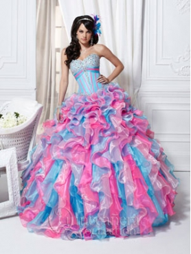 Discount House Of Wu Quinceanera Dresses Style 26706