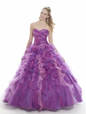 Discount Moon Light Quinceanera Dresses Style Q523