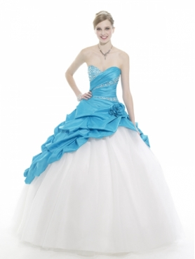 Discount Moon Light Quinceanera Dresses Style Q526