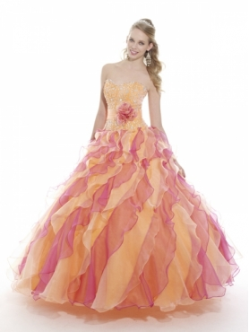 Discount Moon Light Quinceanera Dresses Style Q531