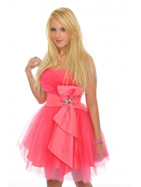 Discount Precious Formals Glam Gurlz 2012 Homecoming Dresses Style S44217